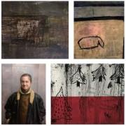 中浦和で絵画展 東京・谷中のギャラリー開廊を前に、オーナーの地元で