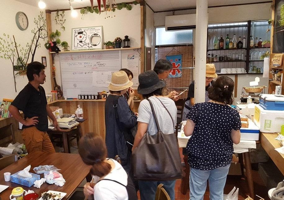 戸田のカフェで夏祭りイベント 「花火」テーマに