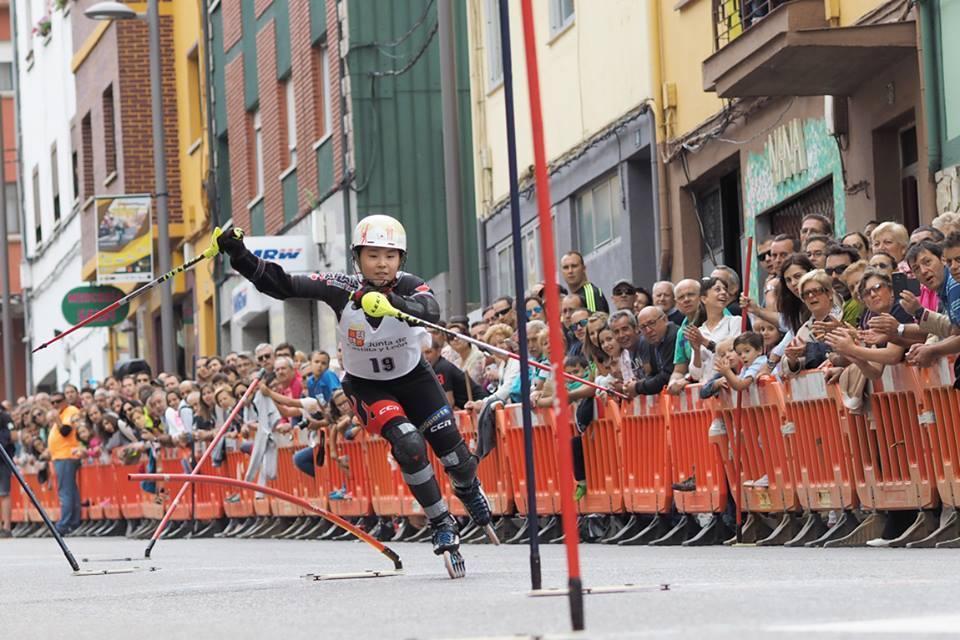 南与野で10月に「インラインアルペン」世界選手権大会 日本初開催