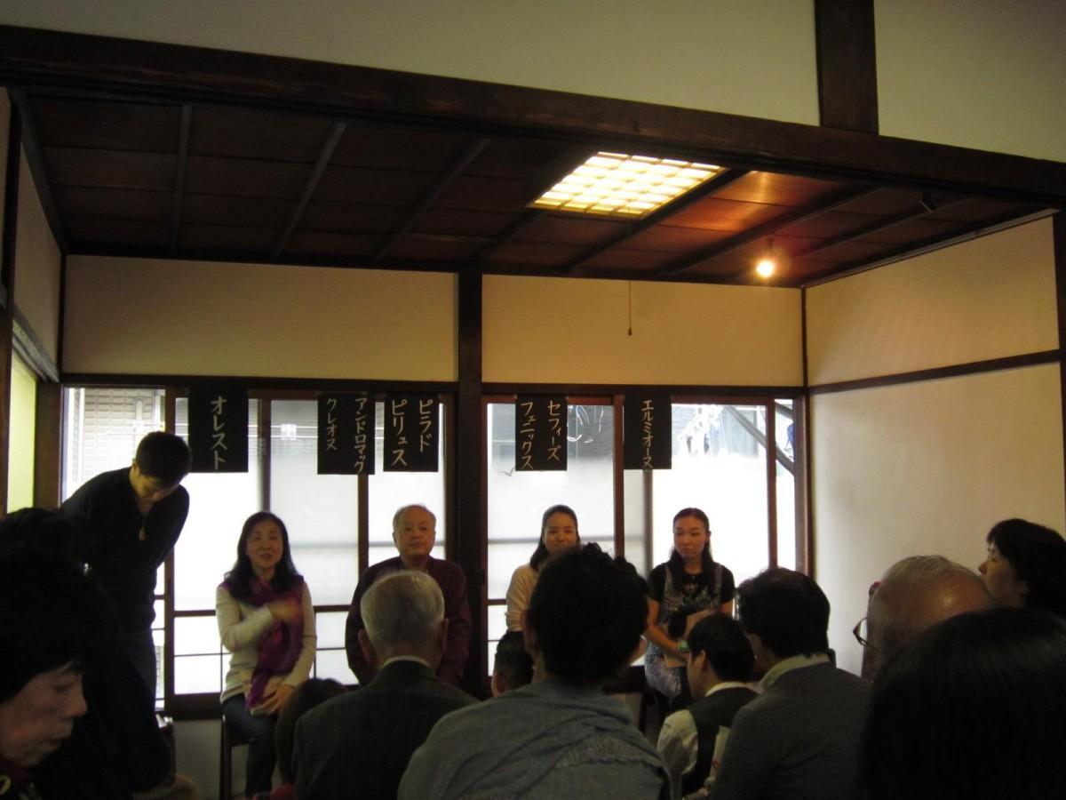 浦和でフランス古典の朗読劇