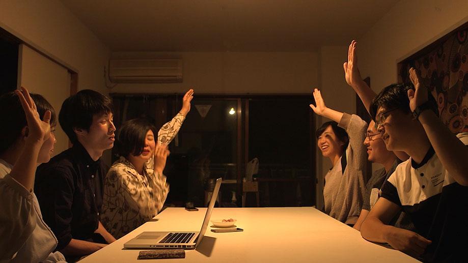 早川翔人さんの作品「9時集合で」より