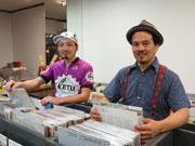 宇都宮のアナログレコード店「スノーキーレコーズ」、中心街に移転