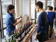 宇都宮で輸入ワイン試飲会-地元卸が飲食店関係者向けに開催