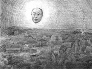 宇都宮で「おじさんの顔が空に浮かぶ」芸術プロジェクト-年内実施に向け準備