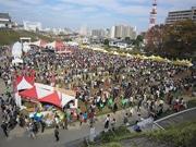 宇都宮中心街で秋恒例のイベント-ジャズ・餃子祭り・宮の市、同日開催