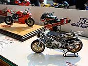 ツインリンクもてぎでバイク限定の模型コンテスト-12回目の開催