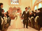 宇都宮で中高生企画の少子化対策CM-試写イベントで結婚式も