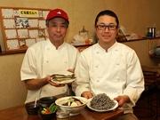 宇都宮でラーメン店と仏料理店がコラボ アユのバーニャカウダと玄米麺