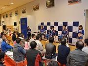 宇都宮でカーレースファンイベント 「スーパーGT」に向け熱いトーク