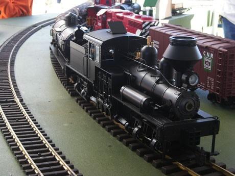 バンクーバー郊外のSurrey Museumで鉄道イベント「All Aboard!」が開催された。