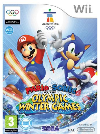 バンクーバー冬季五輪が舞台のWii/DSソフト「マリオ&ソニック AT バンクーバーオリンピック」が発売される。