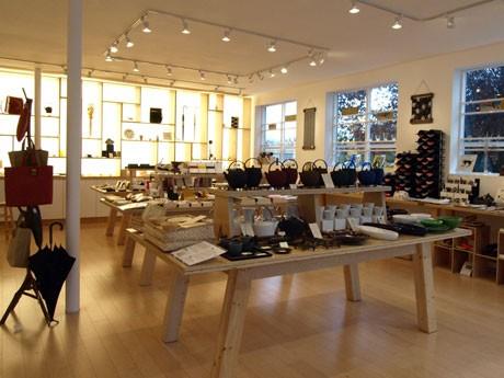 今年8月にキツラノにオープンした日本製雑貨店「Mei」。