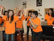 バンクーバーで日系ゴスペルグループがパフォーマンス披露-開放感あるステージに