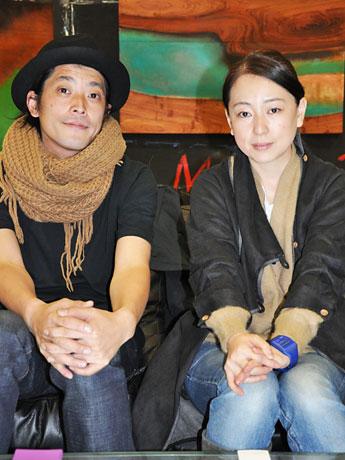 リタルダンド社代表取締役の工藤さん(左)とデザイナーの山本尚美さん(右)