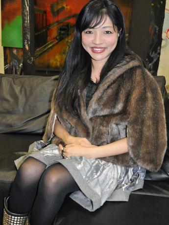 ファッション・ジャーナリストの宮田理江さん