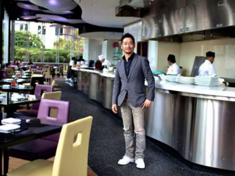 Aburi Restaurants Canada Ltd.の中村正剛社長