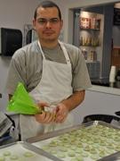 「French Made Baking」シェフのDavid Introligatorさん