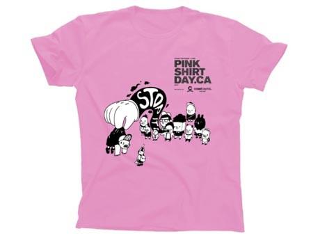 今年の「ピンク・シャツ・デー」は2月27日