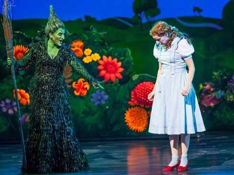 アンドリュー・ロイド・ウェバーさんの新作ミュージカル「オズの魔法使い」が11月5日から、バンクーバーでも上演される 写真提供:Broadway Across Canada