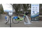 バンクーバー市が「バイクシェア」今夏導入へ 市内100カ所に自転車1000台