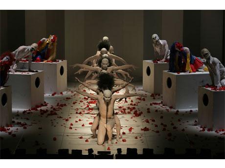 バンクーバーで「国際ダンスフェスティバル」 日本の舞踏やバレエ、マイムなど