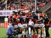 「ワールドラグビーセブンズ・カナダ大会」 日本代表、初日は3連敗