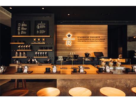 バンクーバー初の「スターバックス・リザーブ・コーヒー・バー」がオープン  (写真提供=Starbucks Coffee Canada)