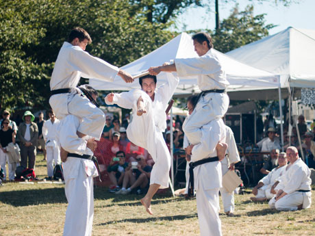 8月5日・6日、日系人コミュニティーの夏祭り「パウエルストリート・フェスティバル」開催 (写真提供=Powell street festival society)
