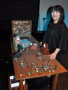 リッチモンドで日系アーティストがパフォーマンス 祖母の戦時体験を基に