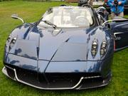 バンクーバーでスーパーカーの祭典 総額250ミリオンドルの名車ずらり