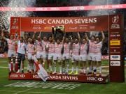 バンクーバーで7人制ラグビー「HSBCカナダセブンズ」今年も