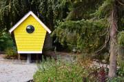 バンクーバーのバンデュッセン植物園に新バードガーデン 野鳥に憩いの場提供