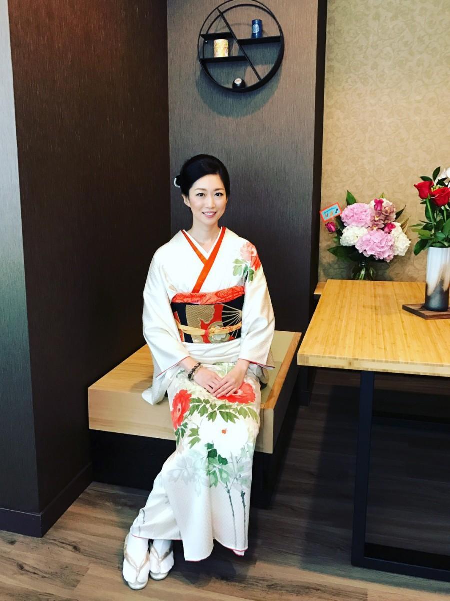 ゼネラルマネジャーのマッケイ美佳さん