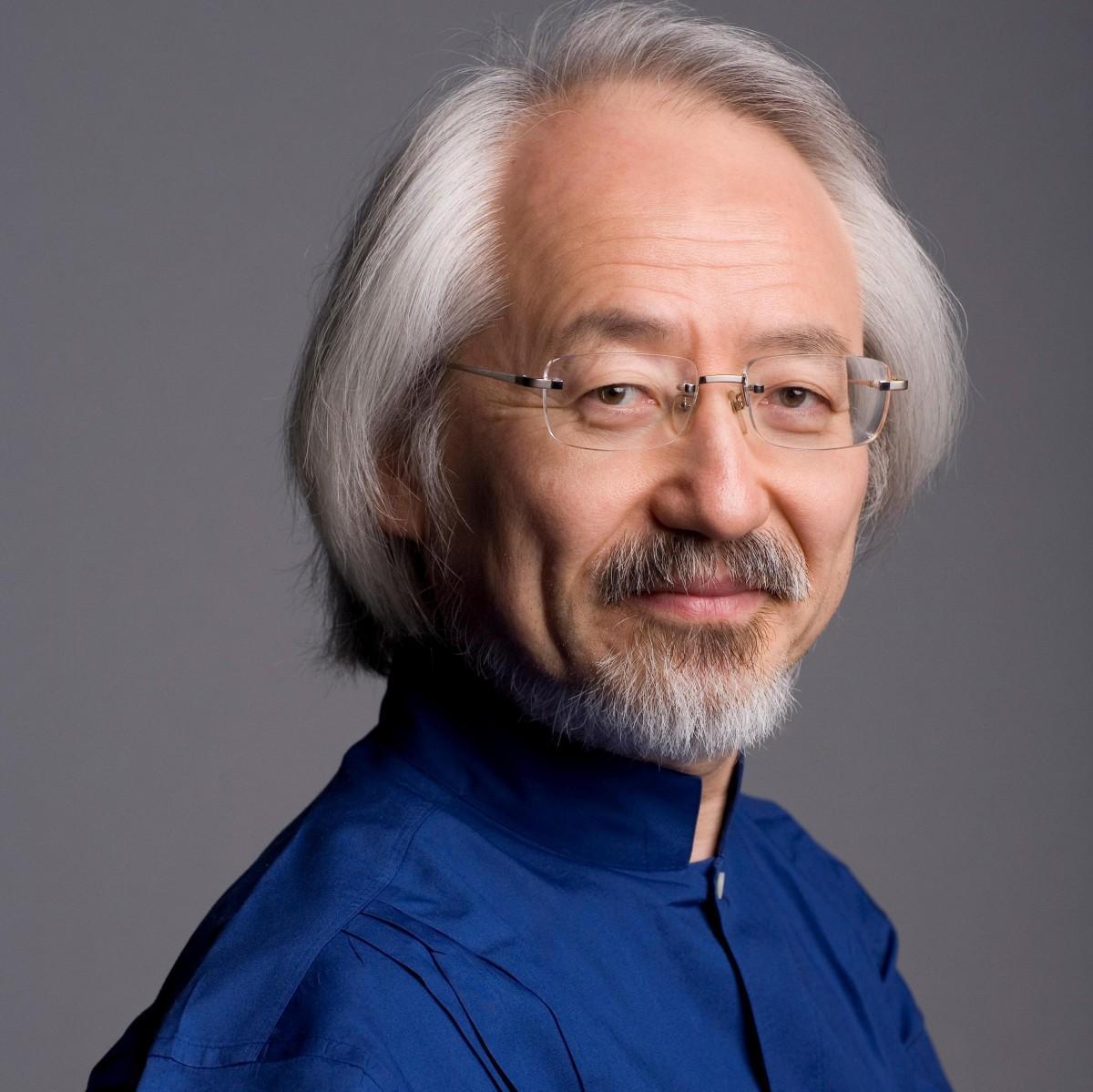 バッハ・コレギウム・ジャパン音楽監督の鈴木雅明さん(撮影= Marco Borggreve)
