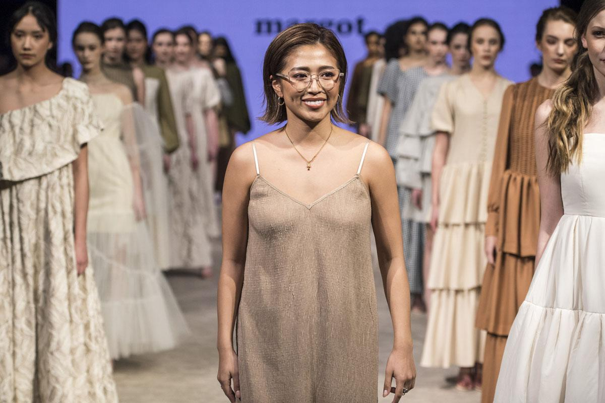 バンクーバー・ファッションウイークに今井華さん 新ブランド「margot ...