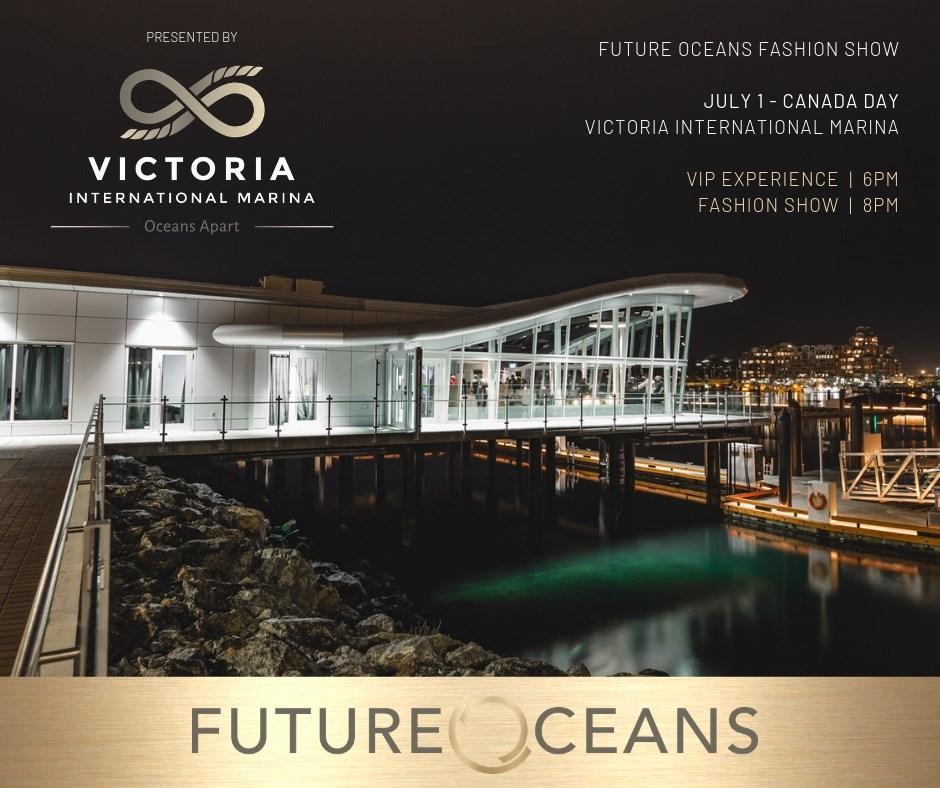 ファッションショーが開催される「ビクトリア・インターナショナルマリーナ」(提供=VIMFuture Oceans)