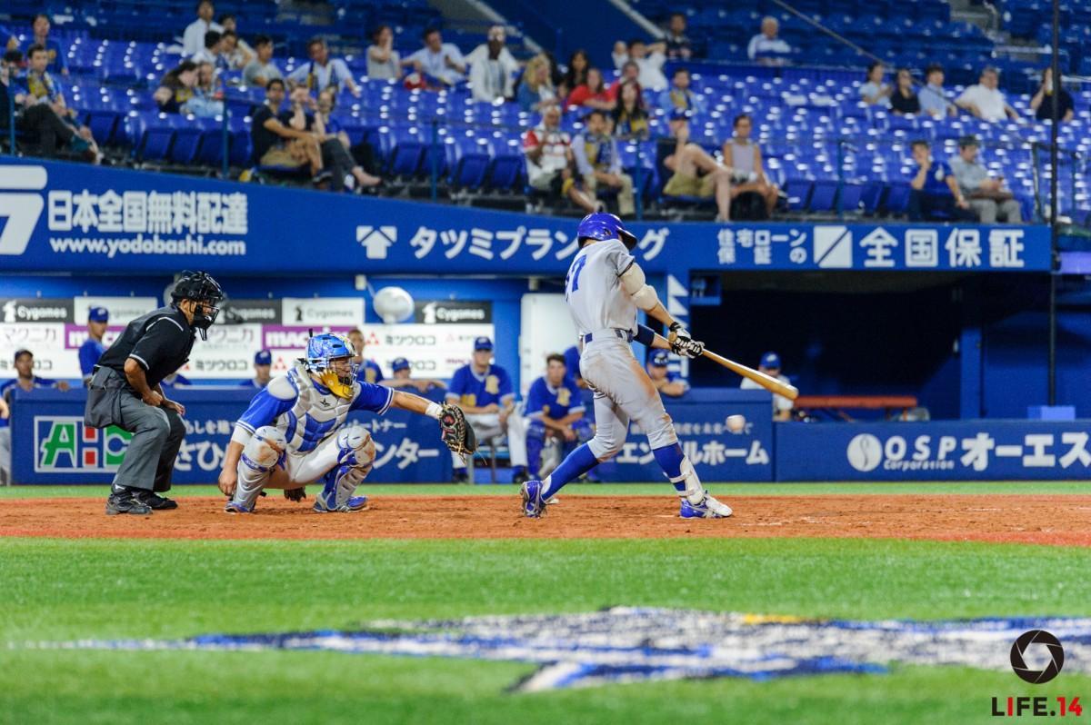 昨年、東京で行われた親善試合の様子(写真提供=UBC)