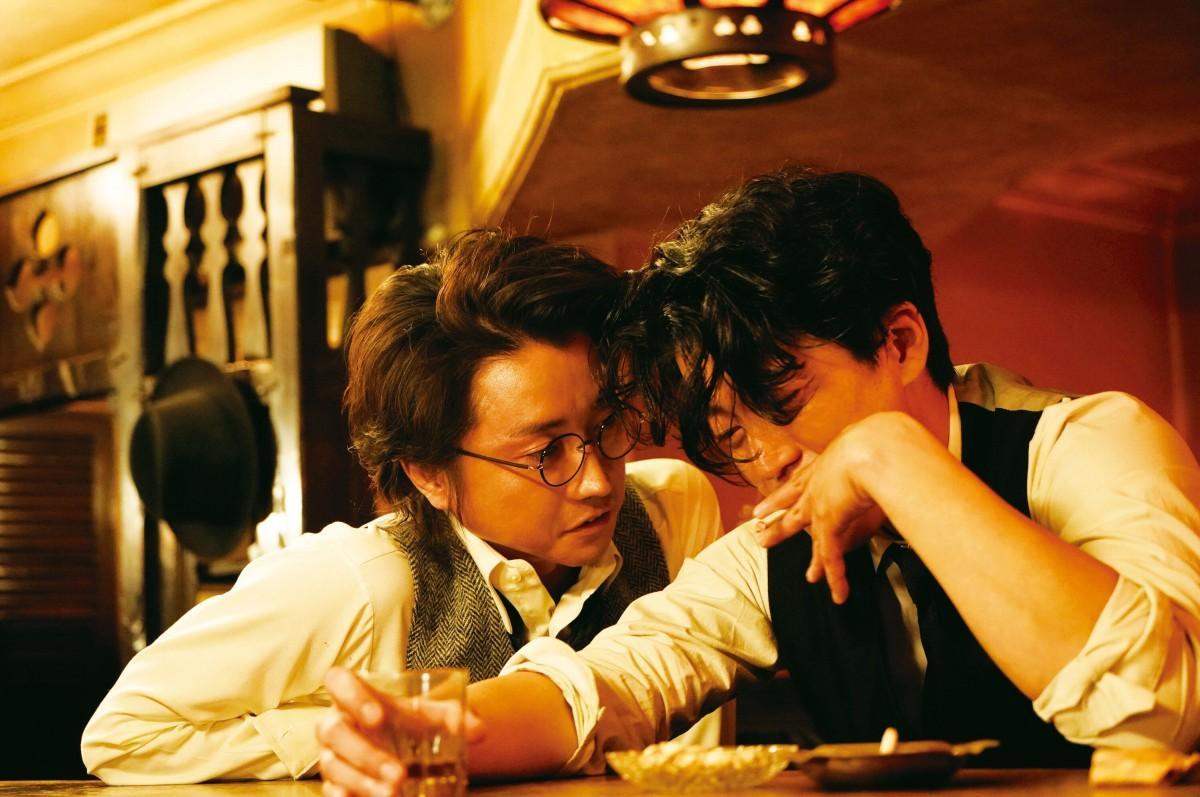 日本でももうすぐ公開となる「人間失格 太宰治と3人の女たち」(蜷川実花監督)(写真提供=VIFF)