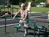 トゥワッセンにシニア向けの屋外公園-遊具で健康増進目指す