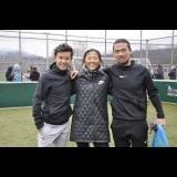 バンクーバーで永里優季、小林大悟、遠藤翼の3選手がサッカー教室 現地の子ども対象に