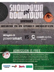 Free soccer event at a park in Vancouver - NBA player Steven Nash encouraged