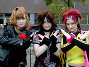 Visual Band Fans Gathered at X JAPAN Vancouver Concert -Groupies there all the way from Japan