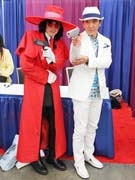 A Voice Actor Jouji Nakata at Vancouver Anime Convention- Local Fans were Excited at Meet & Greet Event