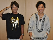 'Anime Revolution' in Vancouver - Voice Actor Toru Furuya and Kappei Yamaguchi Attend the Event