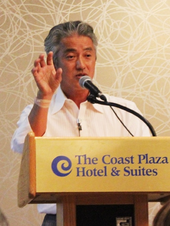 'Suraj: The Rising Star' Realized Cool Japan - Lecture by Mr. Koga from Kodansha in Vancouver