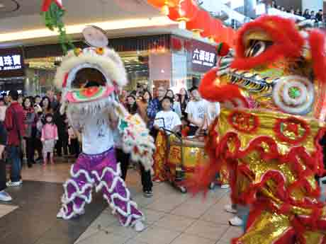 Chinese New Year Events throughout Vancouver -Lion Dances, Parades, Full of New Year Performances