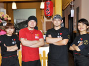 'YAH-YAH-YA' First Ramen Restaurant in Richmond - Serves Authentic 'Iekei' Taste