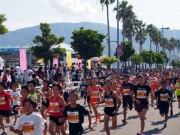 和歌山市沿岸部で「和歌浦ベイマラソンwithジャズ」-1.2万人超のランナー集結
