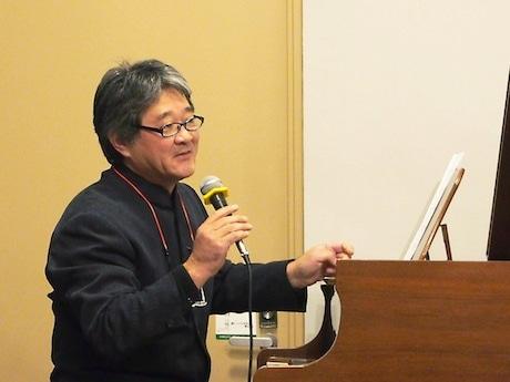 海南出身のヒーリングピアニスト松尾泰伸さん