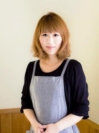 Mizukiさん近影